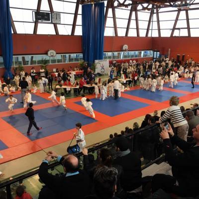 11ème Tournoi Judo Club Pantin 2016