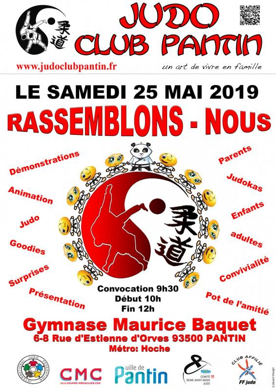 Affiche a4 interclub 2019