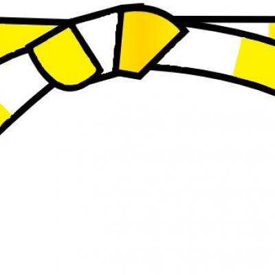 Blanche jaune
