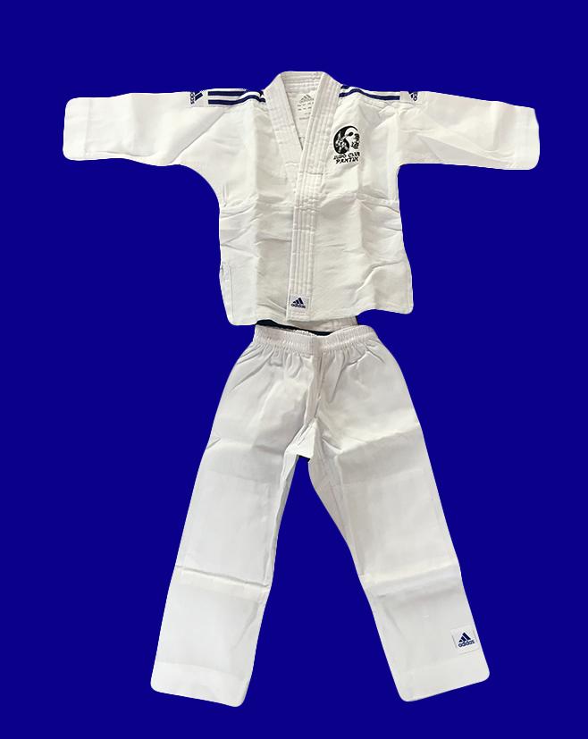 Kimono baby judo collection bleu