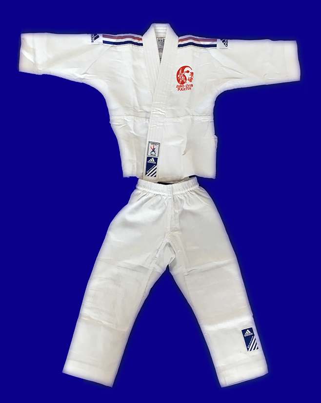 Kimono baby judo collection france
