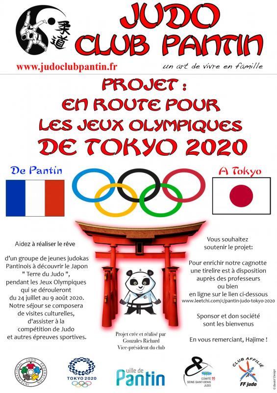 Page 1 projet japon tokyo 2020