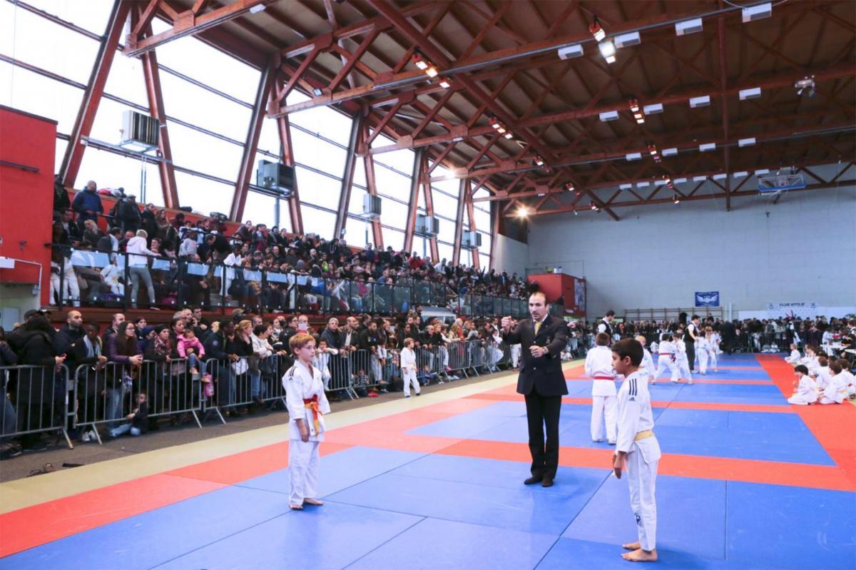 12 ème Tournoi Judo Club Pantin 10