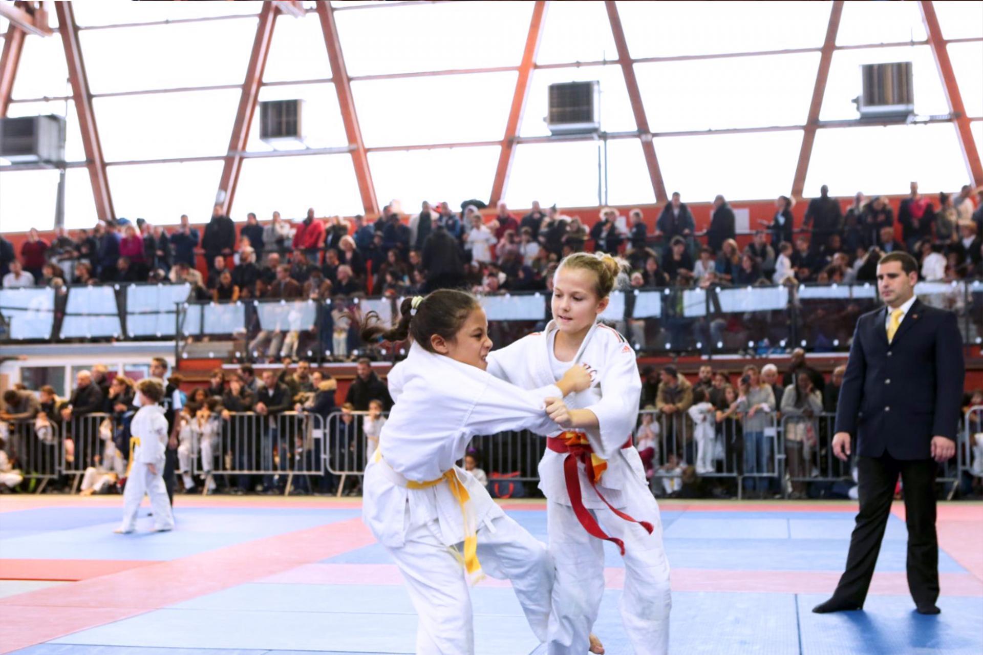 12 ème Tournoi Judo Club Pantin 19