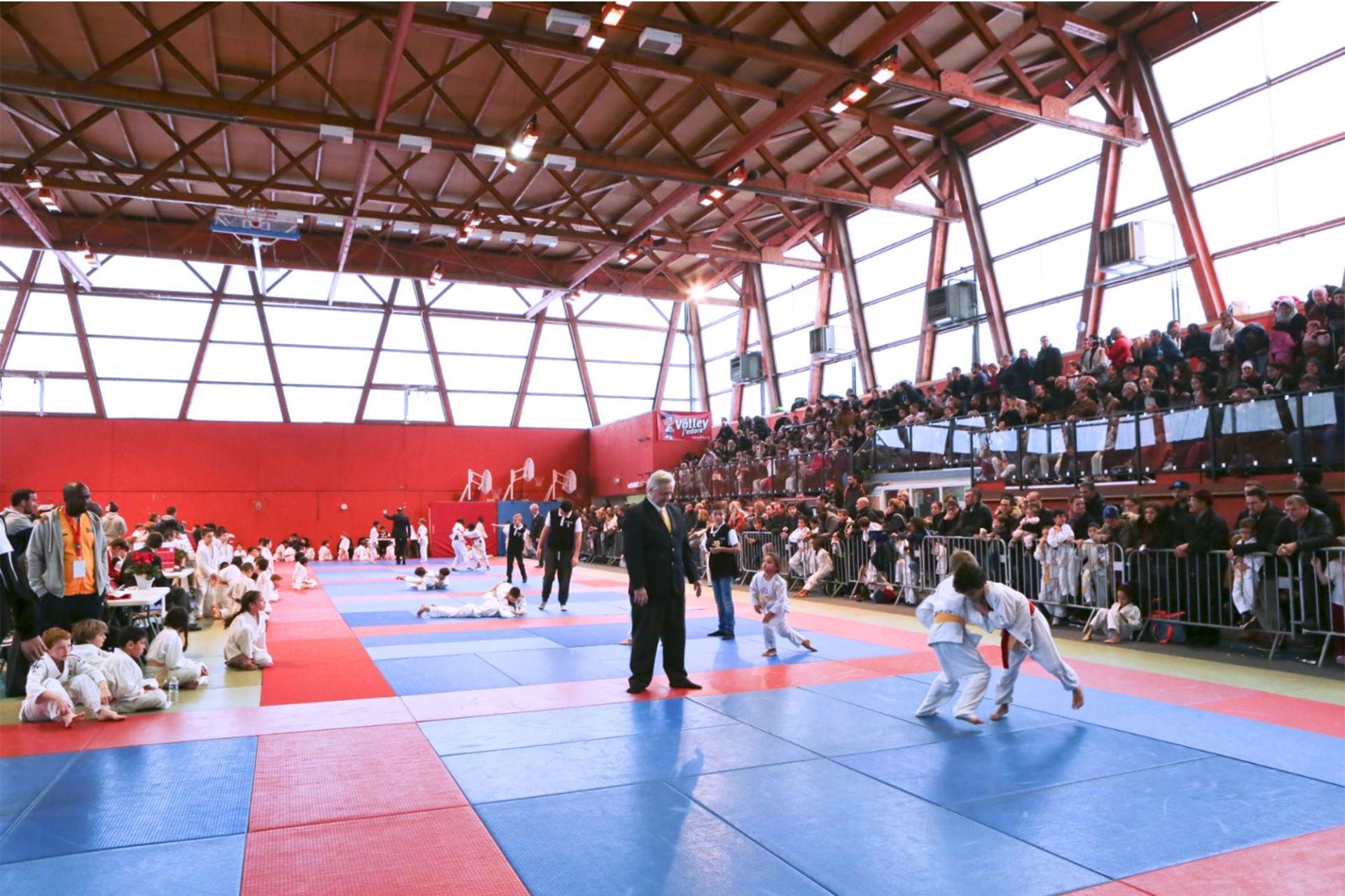 12 ème Tournoi Judo Club Pantin 20