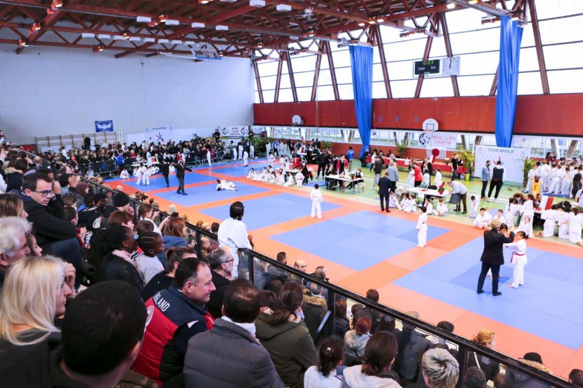 12 ème Tournoi Judo Club Pantin 23