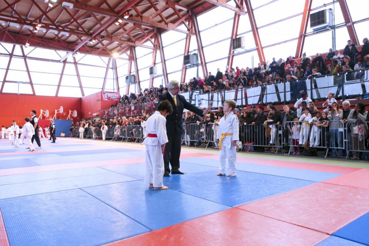 12 ème Tournoi Judo Club Pantin 25