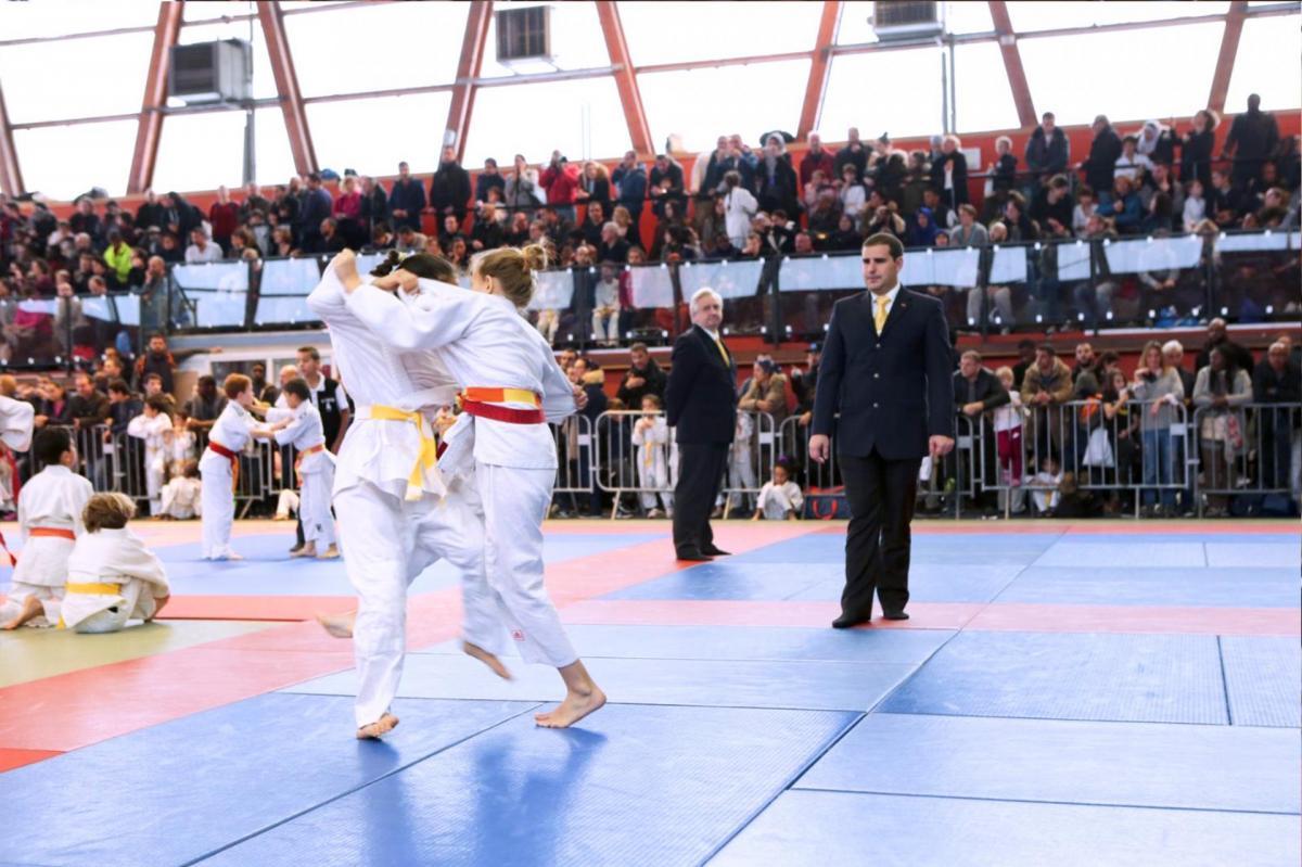 12 ème Tournoi Judo Club Pantin 13