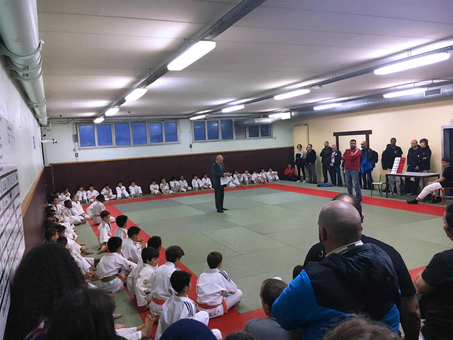 12 ème Tournoi Judo Club Pantin 3