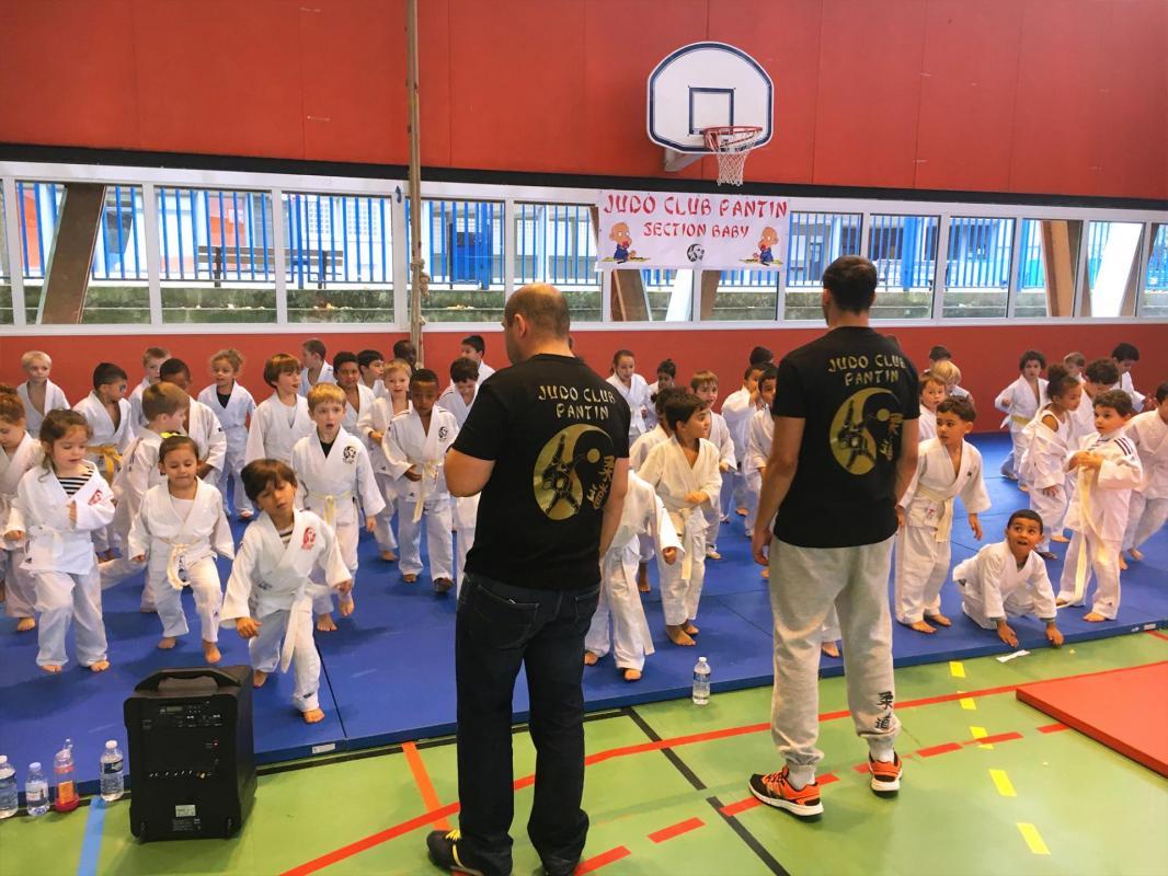 12 ème Tournoi Judo Club Pantin 5