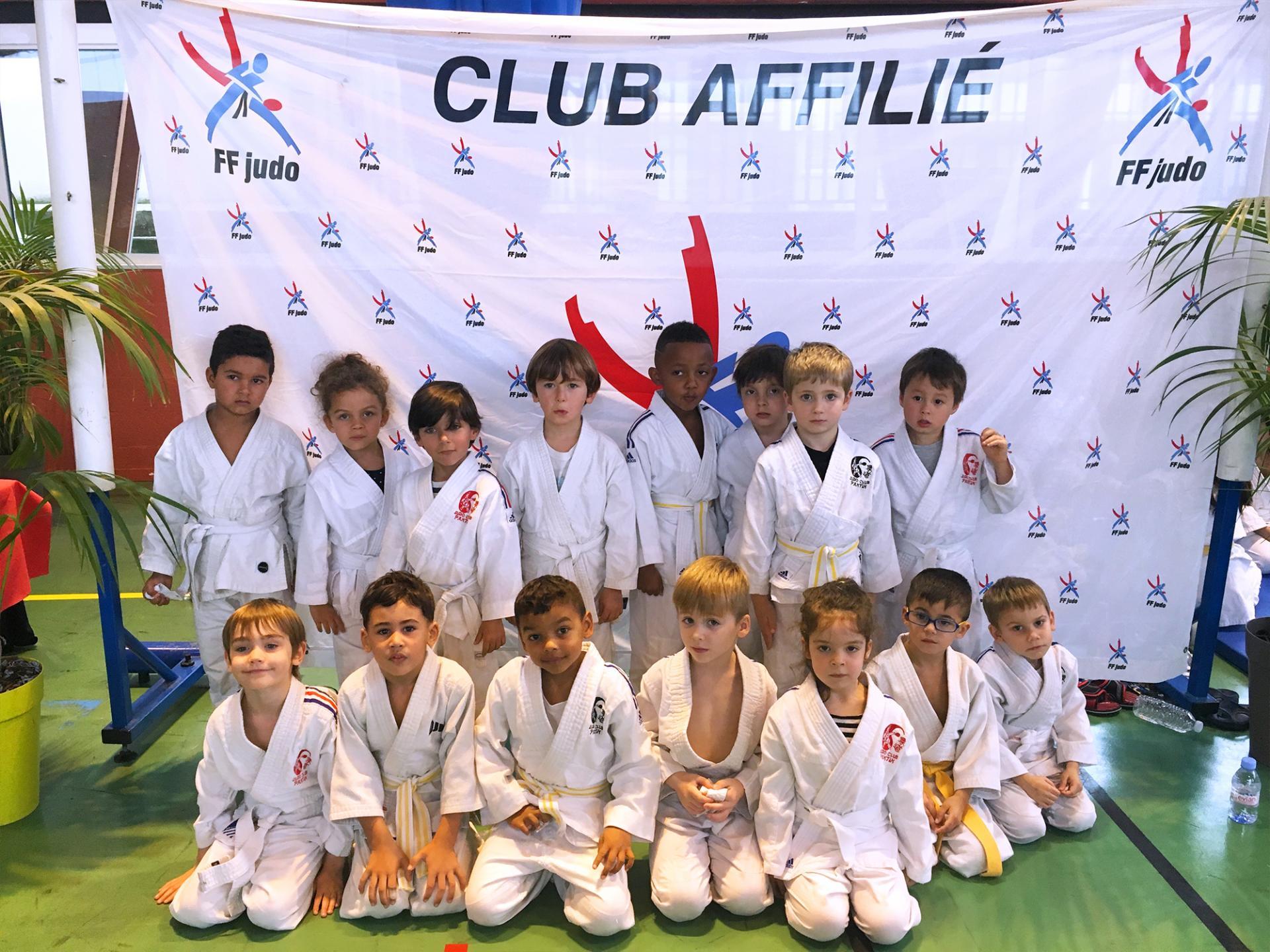 12 ème Tournoi Judo Club Pantin 6