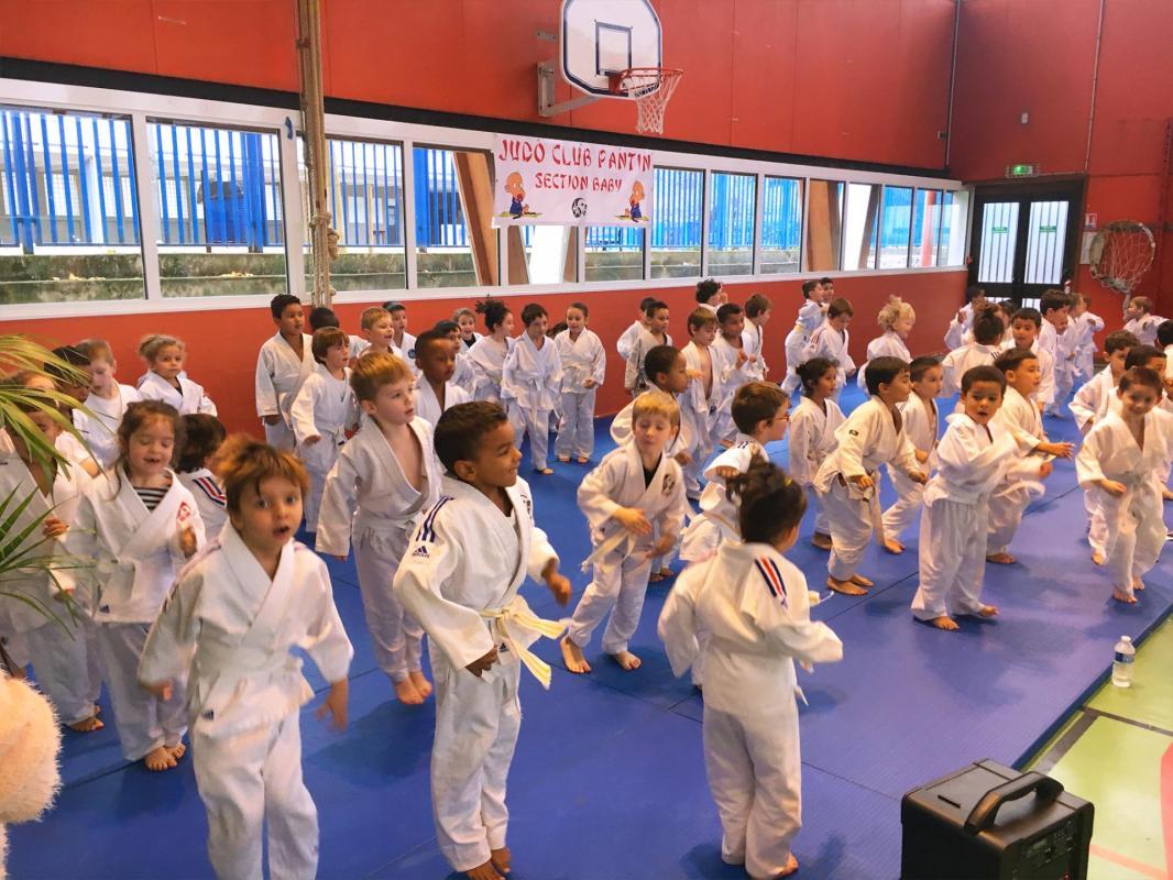 12 ème Tournoi Judo Club Pantin 7