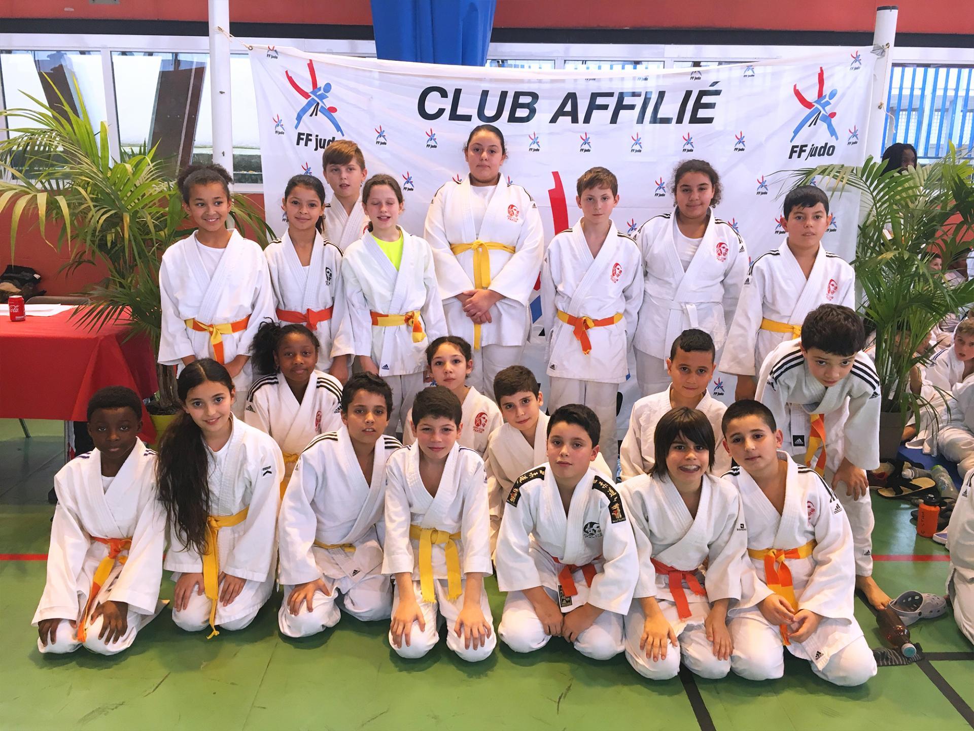 12 ème Tournoi Judo Club Pantin 8
